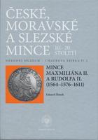 Chaurova sbírka - Mince Maximiliána II. a Rudolfa II. (1564 - 1576 - 1611)