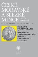 Chaurova sbírka - Nevládní tolarové ražby, rodové ražby a ražby Olomouckého biskupství a arcibiskupství