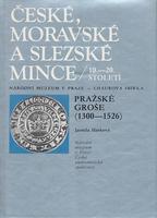 Chaurova sbírka - pražské groše (1300 - 1526)