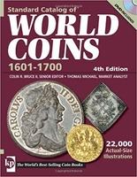 World Coins 1601 - 1700, 4. vydání