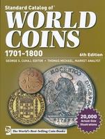World Coins 1701 - 1800, 6. vydání