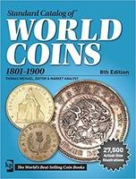 World Coins 1801 - 1900, 8. vydání