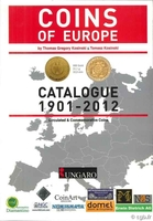 Coins of Europe - 1901 - 2012