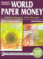 World Paper Money, Modern Issues, 1961 - Present