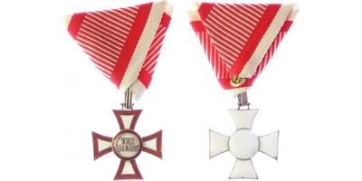 Vojenský záslužný kříž III. třídy