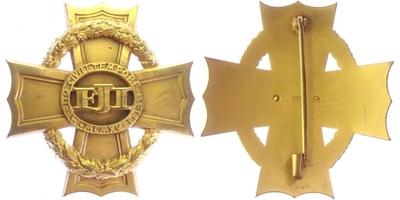 Válečný kříž za civilní zásluhy, IV. třída