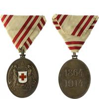 Čestné vyznamenání Za zásluhy o Červený kříž, stříbrná medaile