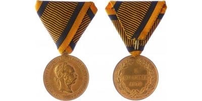 Válečná Medaile 1873