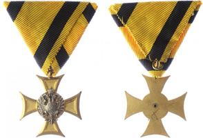 Vojenský služební odznak pro důstojníky
