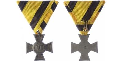 Vojenský služební odznak pro poddůstojníky a mužstvo