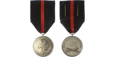 Československý velitelský řád Jana Žižky z Trocnova, III. stupeň, stříbro, puncováno,