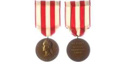 Pamětní medaile druhého národního odboje