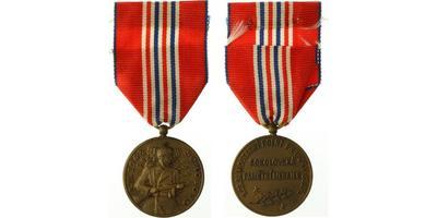 Sokolovská pamětní medaile, VM.25