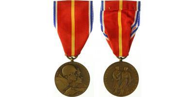 Dukelská pamětní medaile, bronz, VM.51