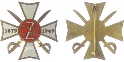 Pamětní odznak I. sboru voj. záložníků