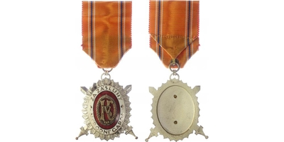 DOK - Čestný odznak - Důstojnický stupeň, VM. 74