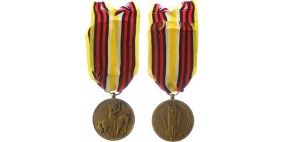 Pamětní medaile 2. střeleckého pluku Jiřího z Poděbrad