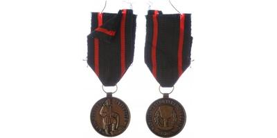 Pamětní medaile 3. střeleckého pluku Jana Žižky z Trocnova, VM.85