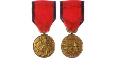 Pamětní medaile Dělostřelectva československého vojska na Rusi