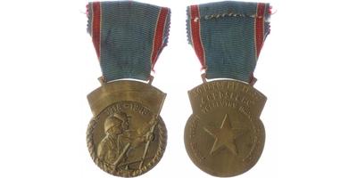 Pamětní medaile 32. pěšího pluku GARDSKÉHO