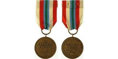 Pamětní medaile 35. pěšího pluku Foligno, VM.110