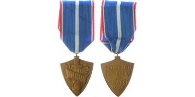 Pamětní medaile Za obranu Slovenska 1939