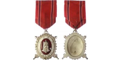 Diplomovaný odznak Karla IV., vydání 1945 - 1948
