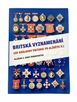 Britská vyznamenání od královny Viktorie po Alžbětu II.