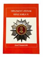 Diplomový odznak krále Karla IV.