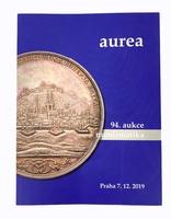 94. aukce numismatika