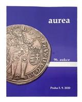96. aukce numismatika