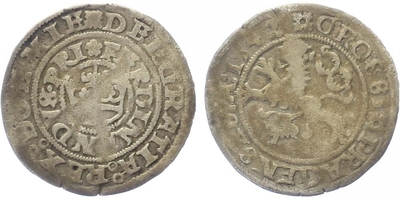 Groš 1542, Kutná Hora