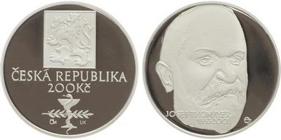 200 Kč 2003 - Josef Thomayer, PROOF