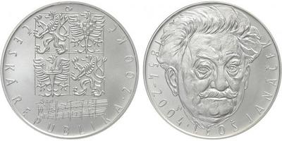 200 Kč 2004 - Leoš Janáček, bežná kvalita