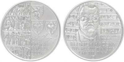 200 Kč 2015 - Bedřich Hrozný, běžná kvalita
