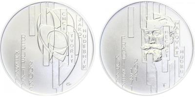 200 Kč 2021 - 150. výročí narození Františka Kupky, běžná kvalita