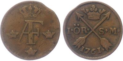 Öre 1761