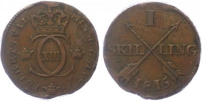 Šilink 1815
