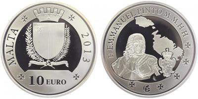 10 Euro 2013 - F. Emanuel Pinto, PROOF