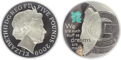 5 Pounds 2009, Olympiáda Londýn 2010, PROOF