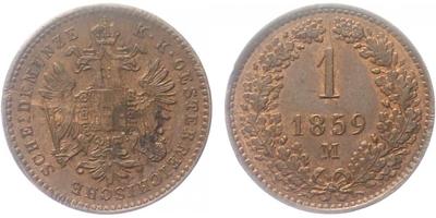 Krejcar 1859 M