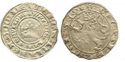 Václav II., Pražský groš, Sm. 2