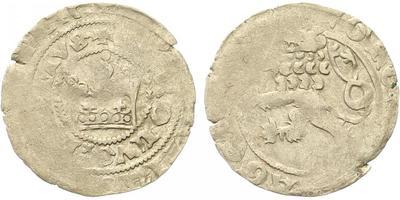 Karel IV., Pražský groš, Pinta V.c
