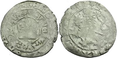 Václav IV., Pražský groš, Veselý III/2