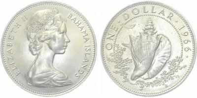 Dollar 1966 - Lastura, PROOF