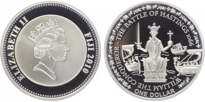 Dolar 2010 - Bitva u Hastingsu 1066, PROOF