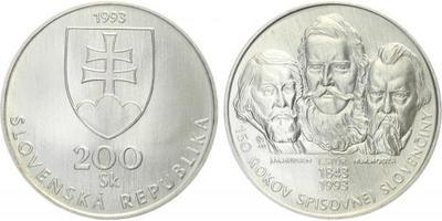 200 Sk 1993 - Spisovná slovenština, bežná kvalita