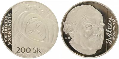 200 Sk 1994 - Janko Alexy, PROOF