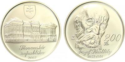 200 Sk 2003 - Jozef Škultéty, bežná kvalita