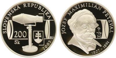 200 Sk 2006 - Jozef Maximilian Petzval, PROOF
